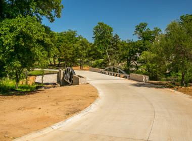 Bridge in community